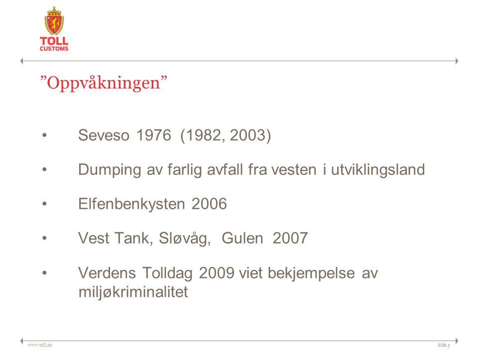 Oppvåkningen Seveso 1976 (1982, 2003)
