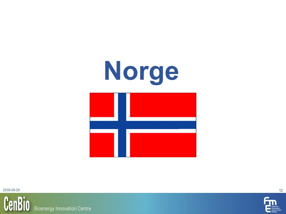 Norge 2009-09-29