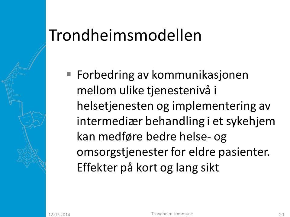 Trondheimsmodellen