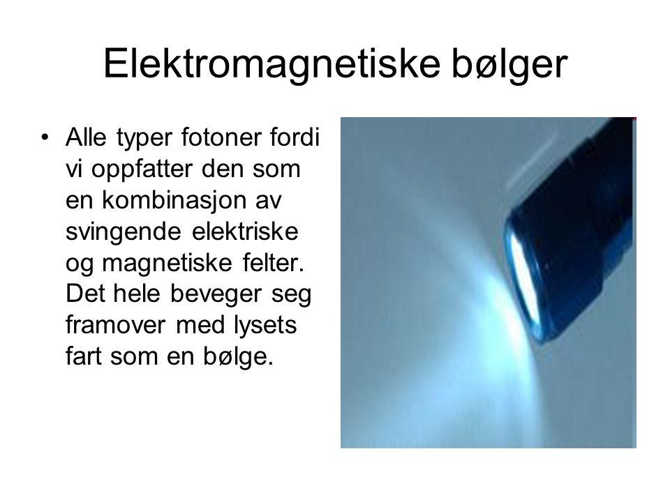 Elektromagnetiske bølger