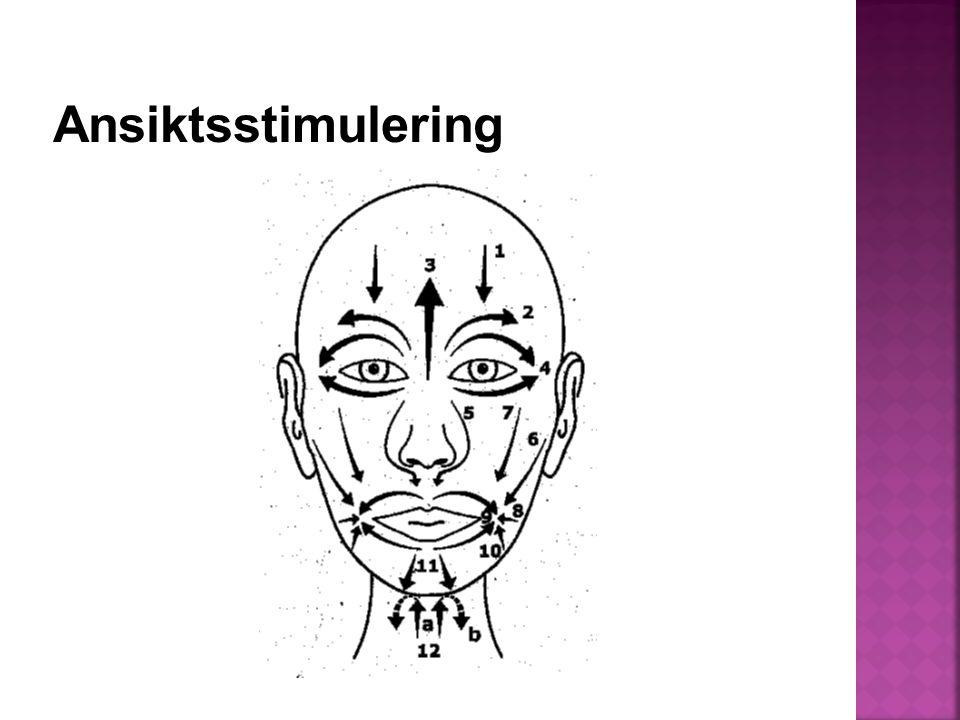 Ansiktsstimulering