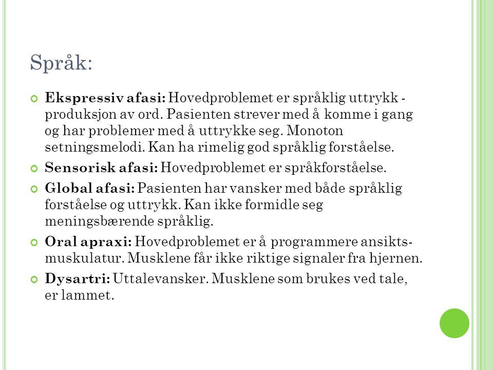 Språk: