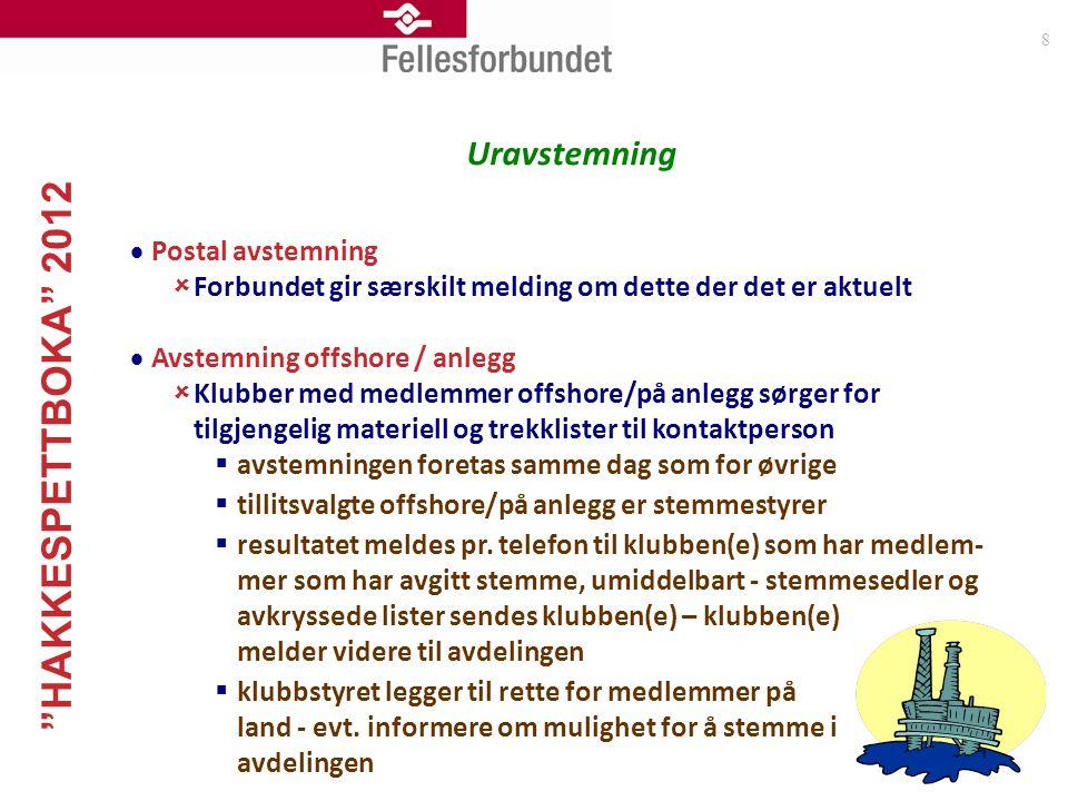 Uravstemning Postal avstemning