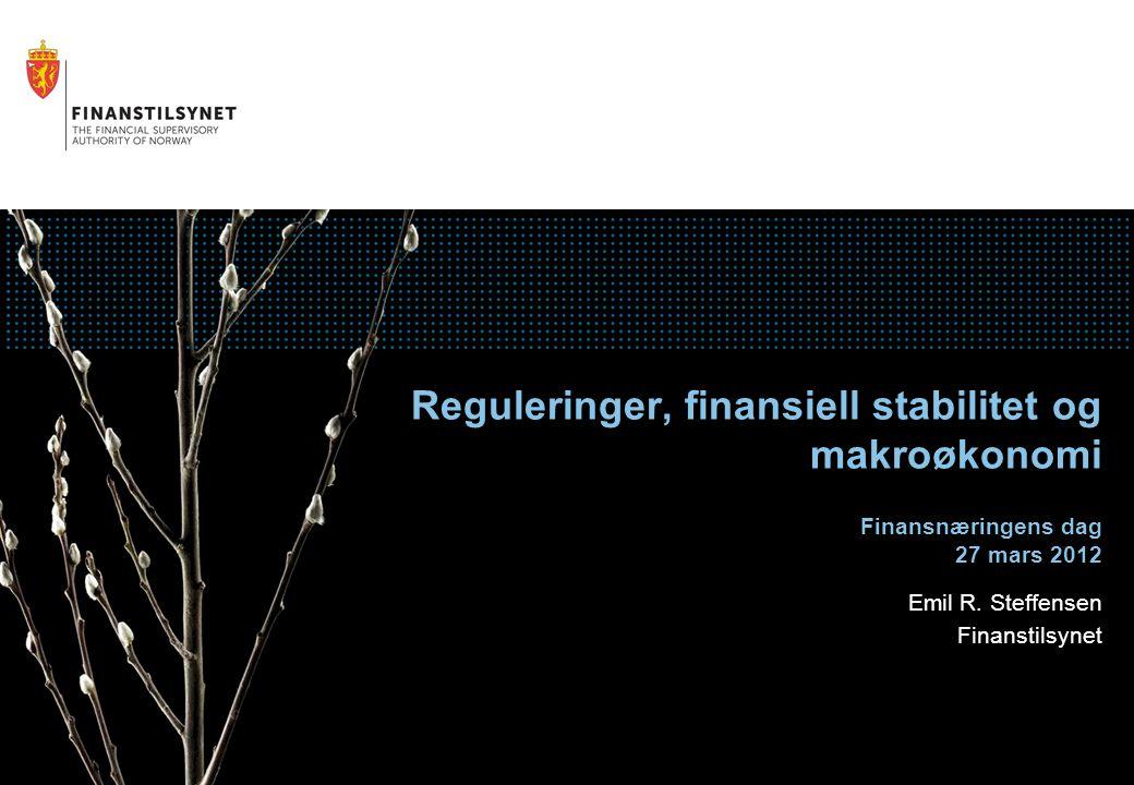 Emil R. Steffensen Finanstilsynet