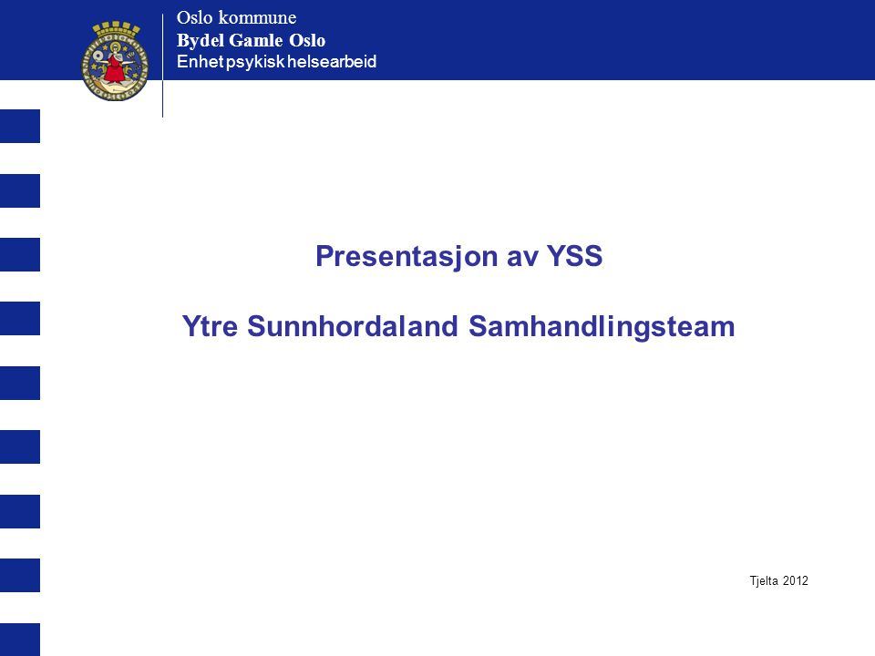 Ytre Sunnhordaland Samhandlingsteam