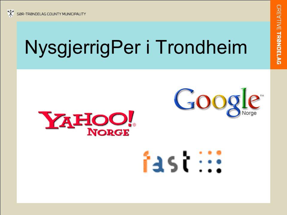 NysgjerrigPer i Trondheim