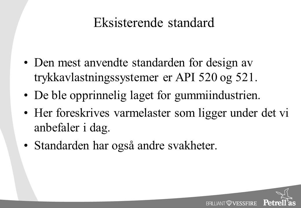 Eksisterende standard
