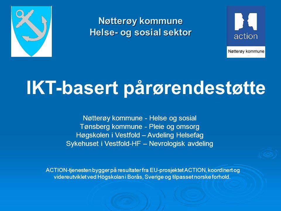 Nøtterøy kommune Helse- og sosial sektor