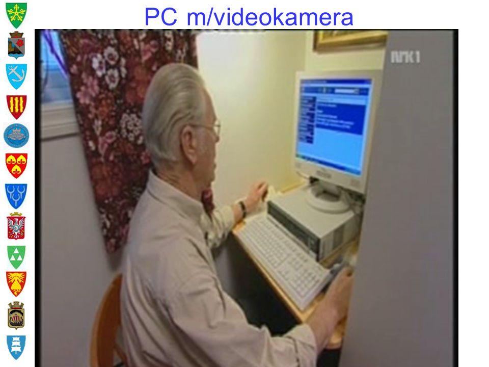 PC m/videokamera 18