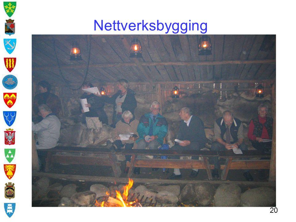 Nettverksbygging 20