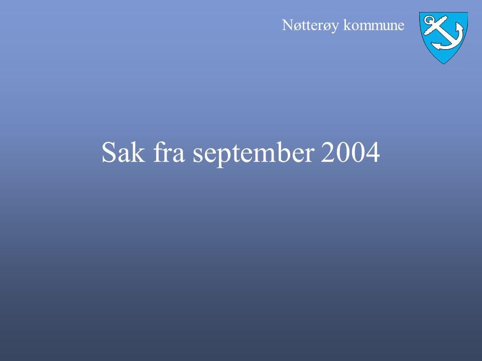 Sak fra september 2004