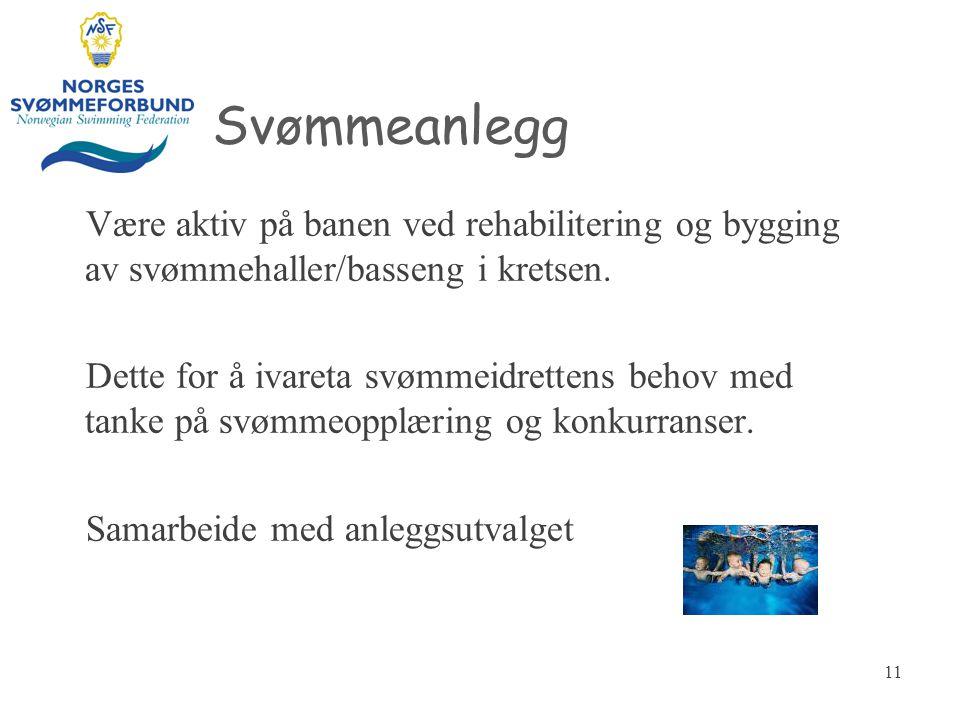 Svømmeanlegg