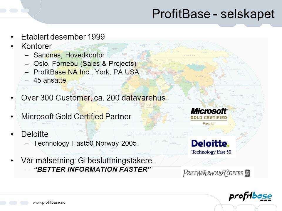 ProfitBase - selskapet