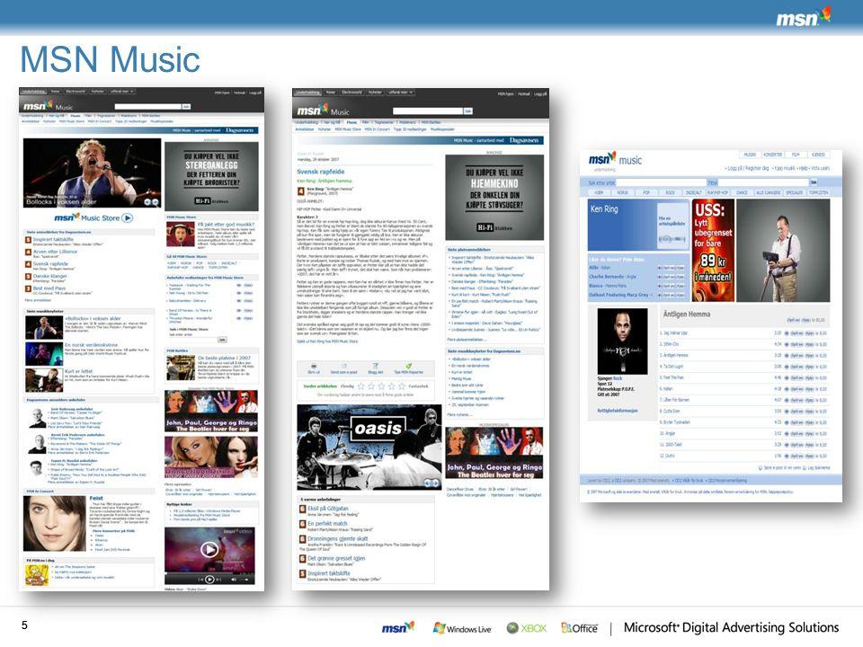MSN Music 5 5