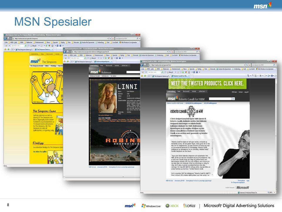 MSN Spesialer 8 8