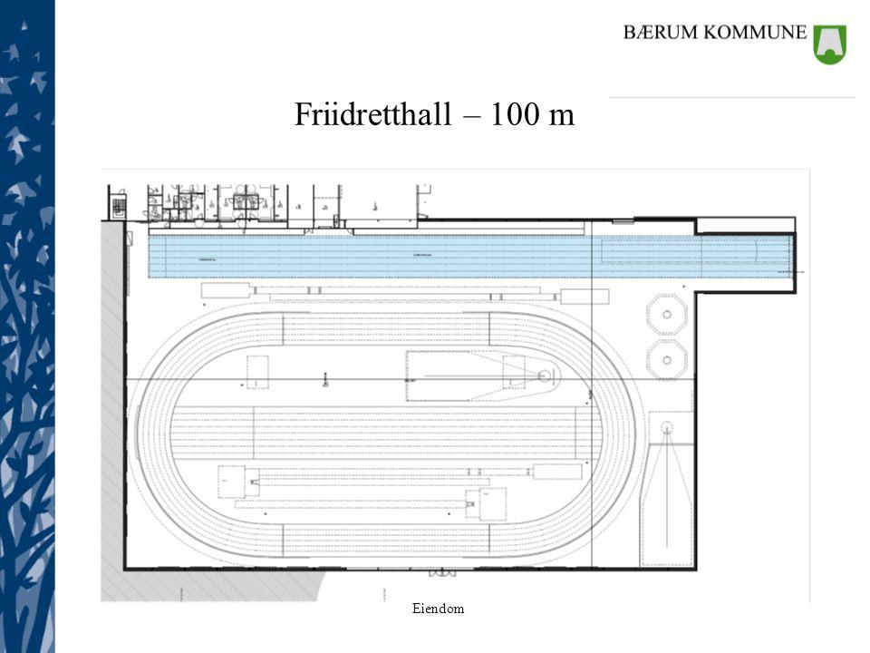 Friidretthall – 100 m
