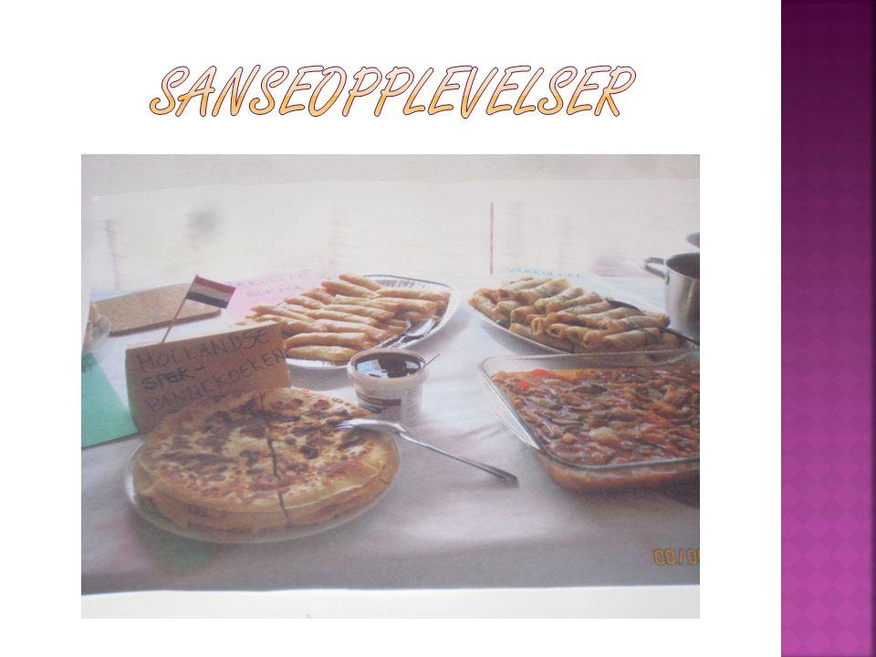 SANSEOPPLEVELSER