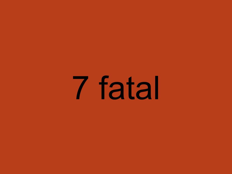 7 fatal Serveren går ned hvert 10 minutt