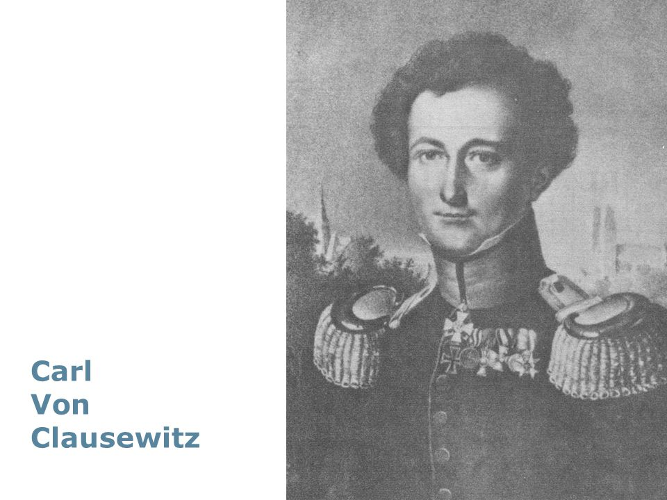Carl Von Clausewitz SIMEN