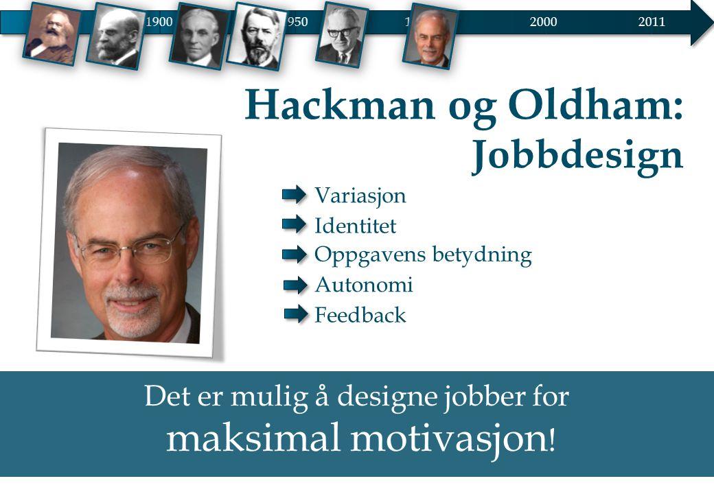Det er mulig å designe jobber for