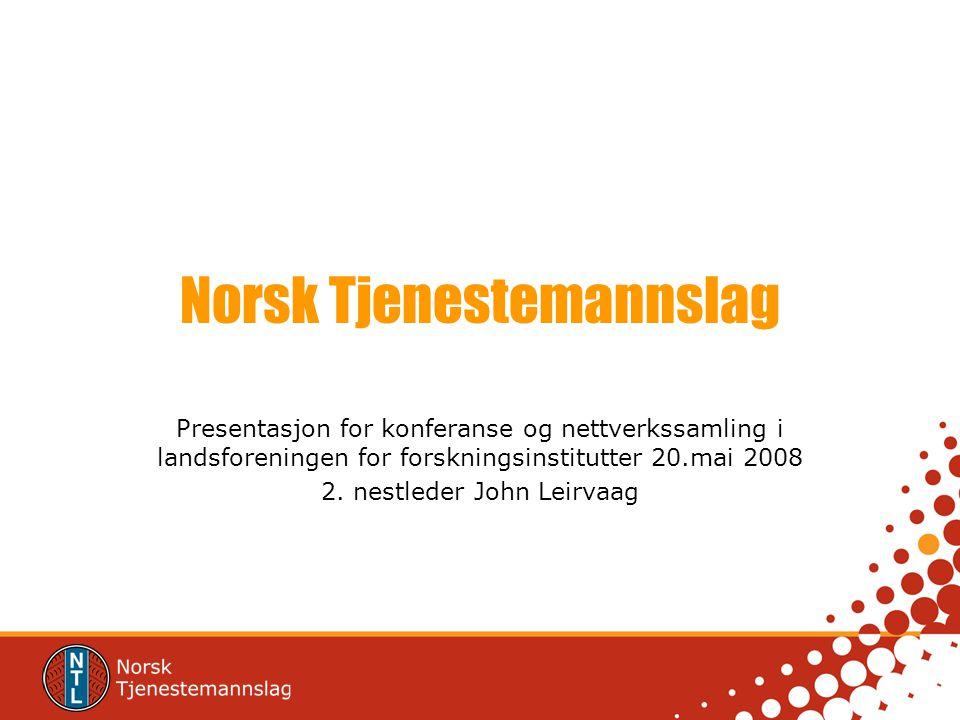 Norsk Tjenestemannslag