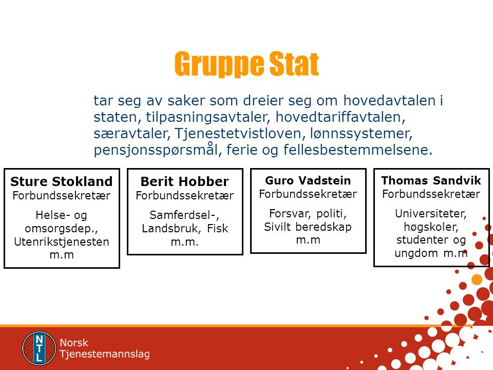 Gruppe Stat