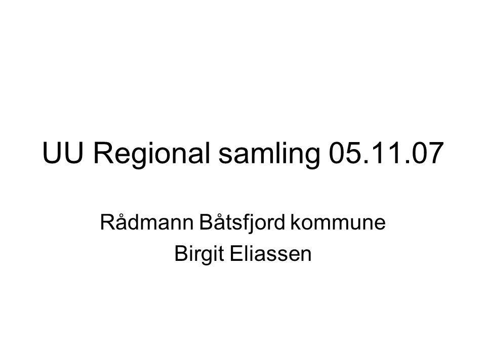 Rådmann Båtsfjord kommune Birgit Eliassen