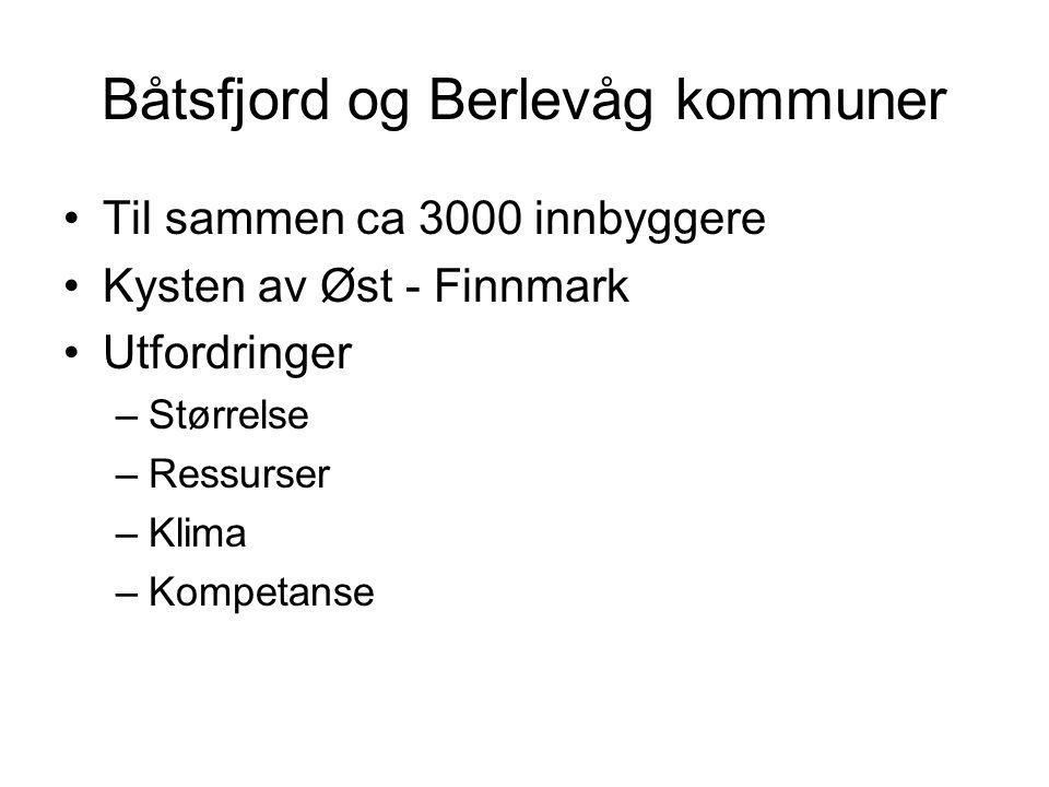 Båtsfjord og Berlevåg kommuner