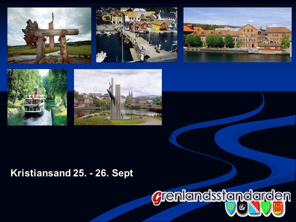 Kristiansand 25. - 26. Sept