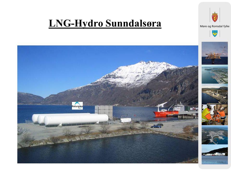 LNG-Hydro Sunndalsøra