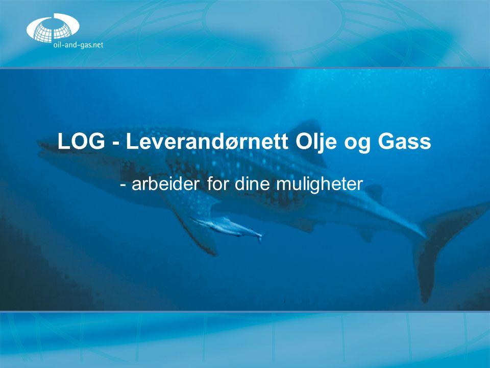 LOG - Leverandørnett Olje og Gass