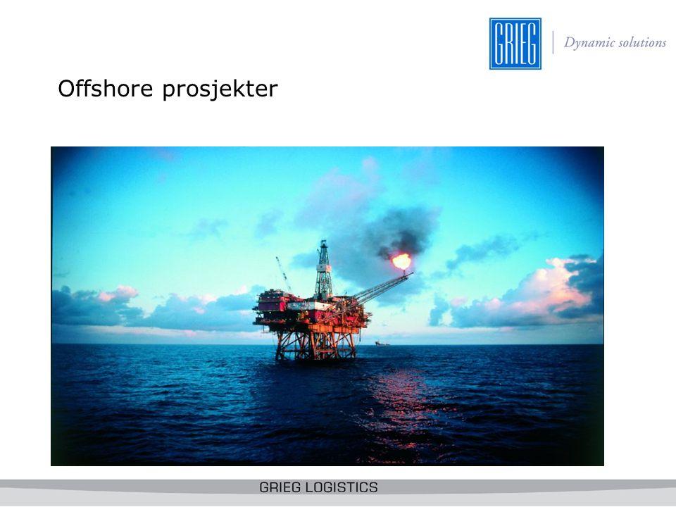 Offshore prosjekter