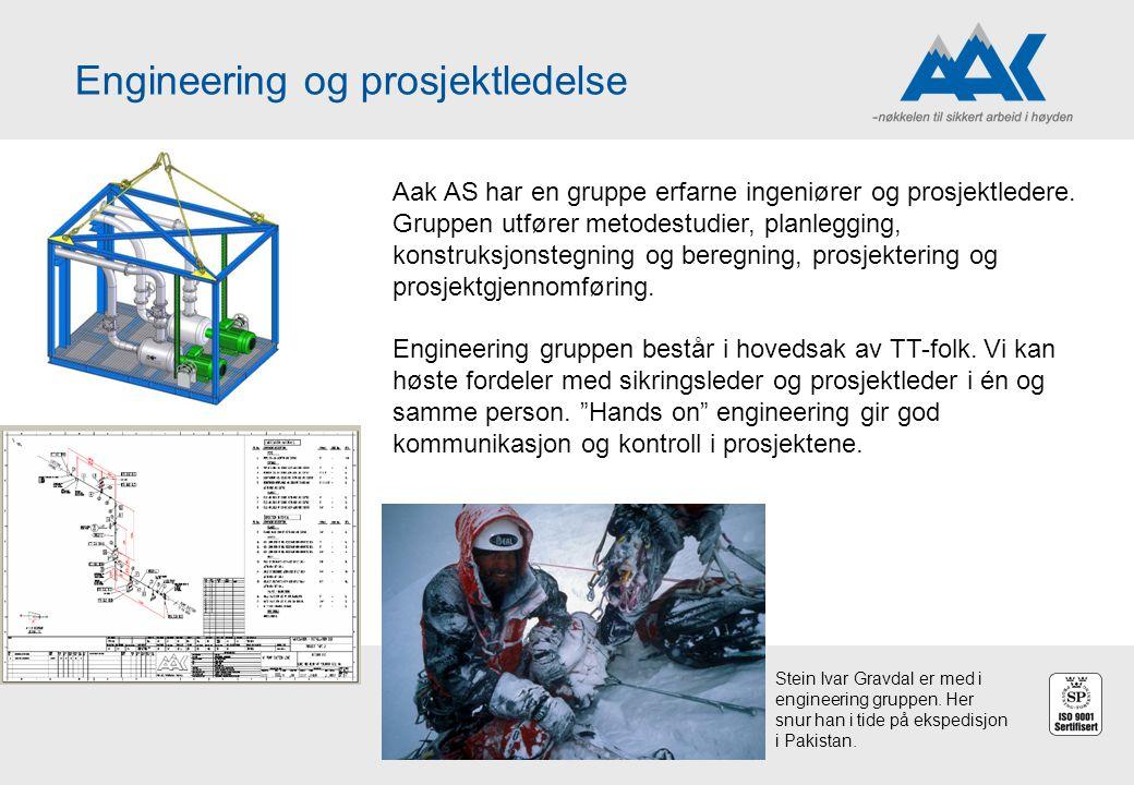 Engineering og prosjektledelse