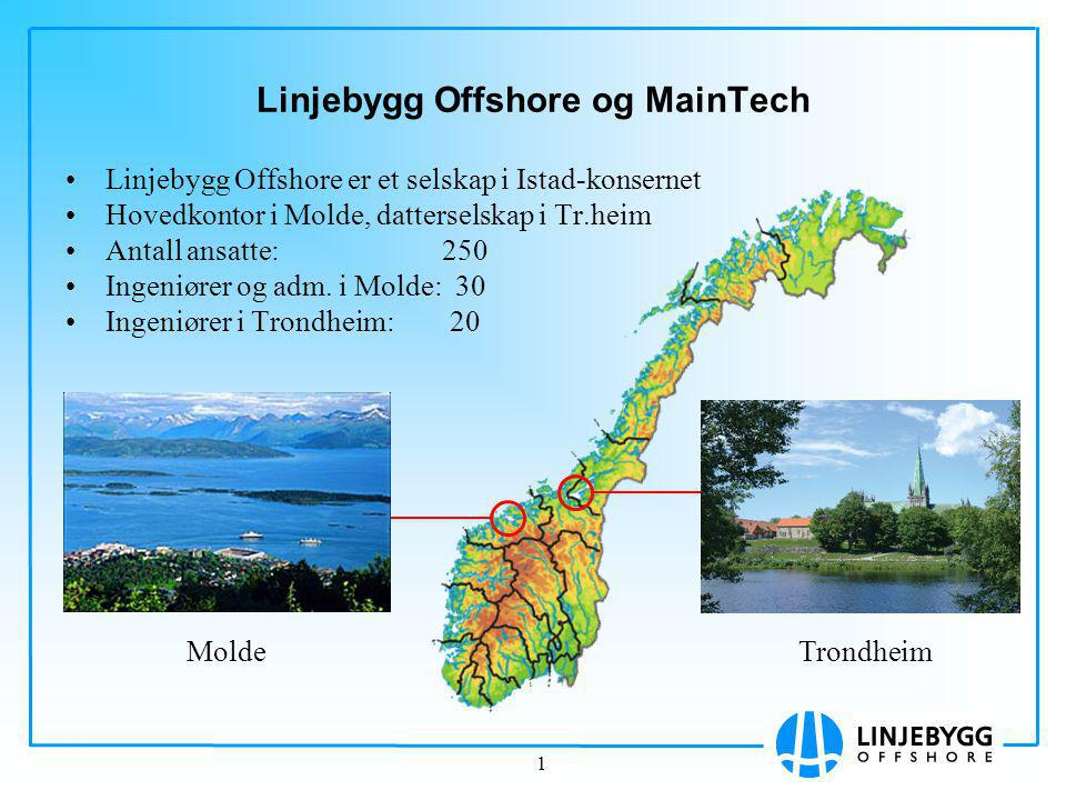 Linjebygg Offshore og MainTech