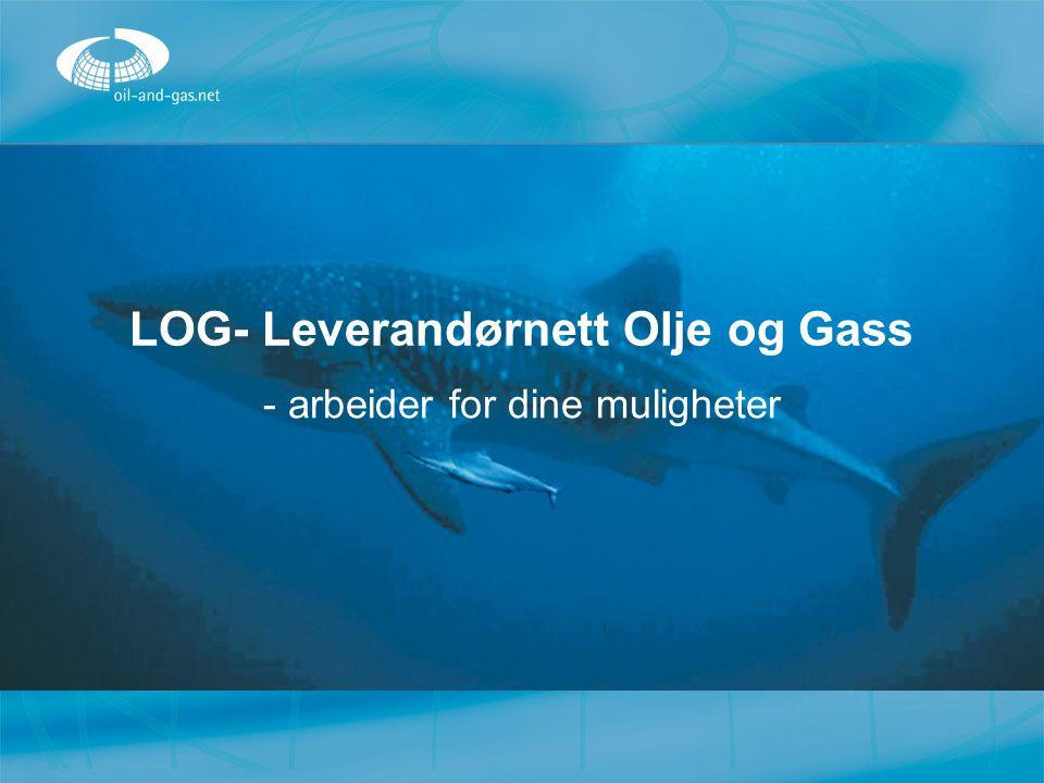 LOG- Leverandørnett Olje og Gass