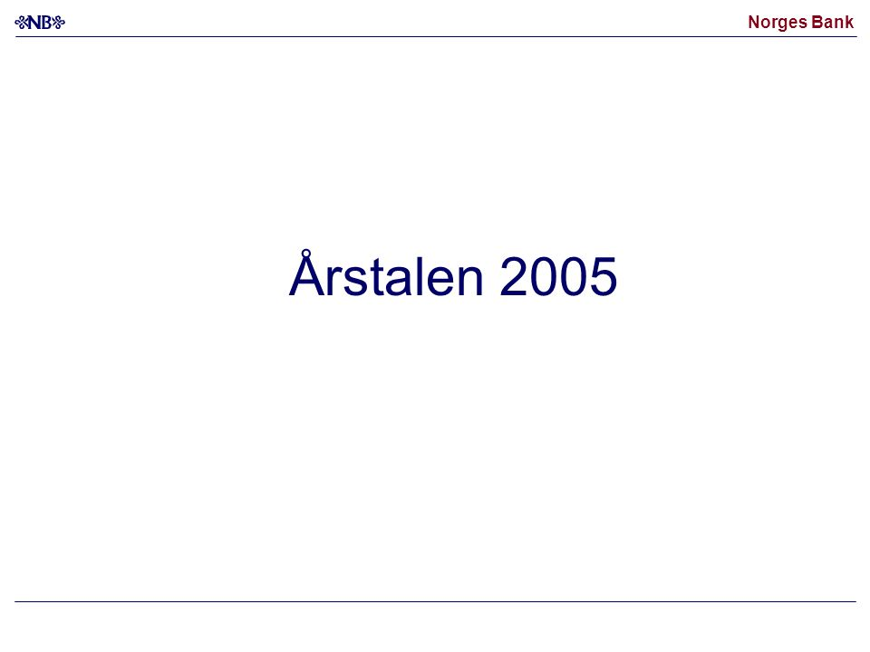 Årstalen 2005