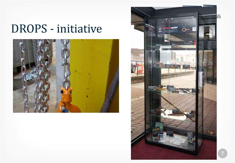 DROPS - initiative