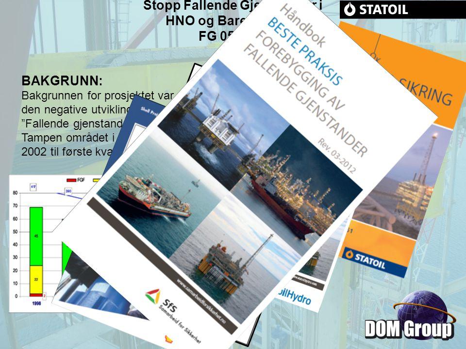 Stopp Fallende Gjenstander i HNO og Barentshavet FG 05.2005