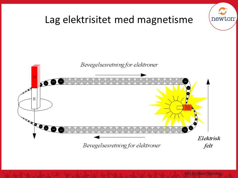 Lag elektrisitet med magnetisme