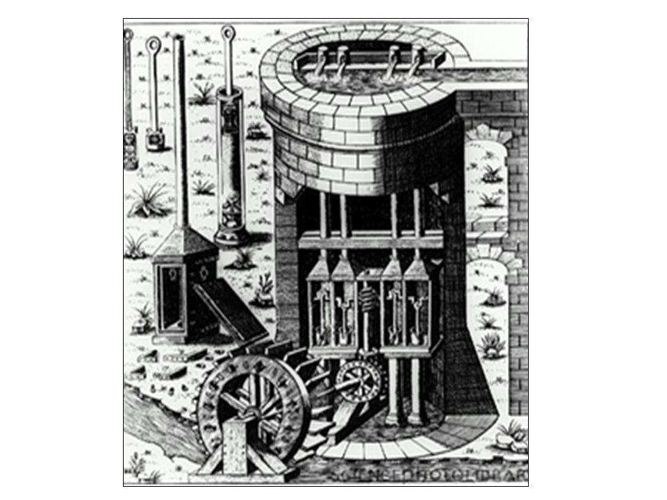 Vannpumpe til akvedukt