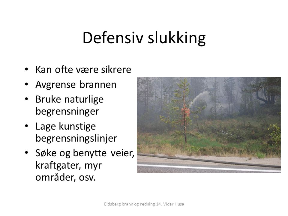 Eidsberg brann og redning 14. Vidar Husa