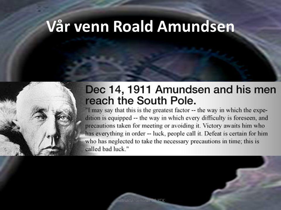 Vår venn Roald Amundsen