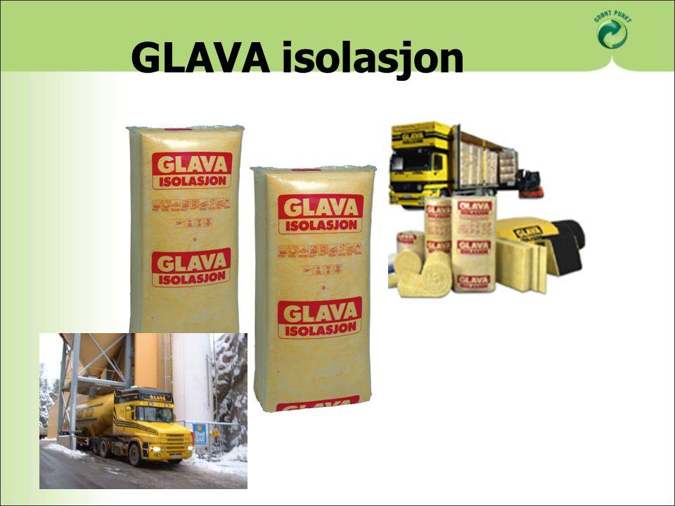 GLAVA isolasjon