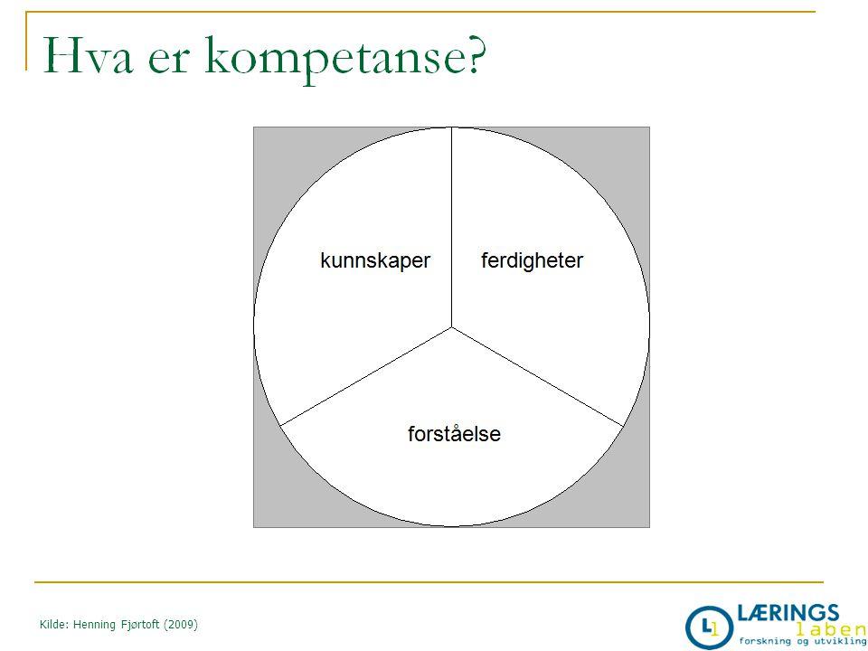 Kilde: Henning Fjørtoft (2009)