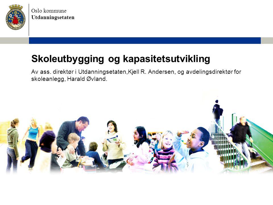 Skoleutbygging og kapasitetsutvikling