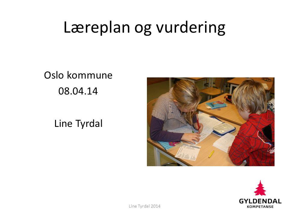 Oslo kommune 08.04.14 Line Tyrdal