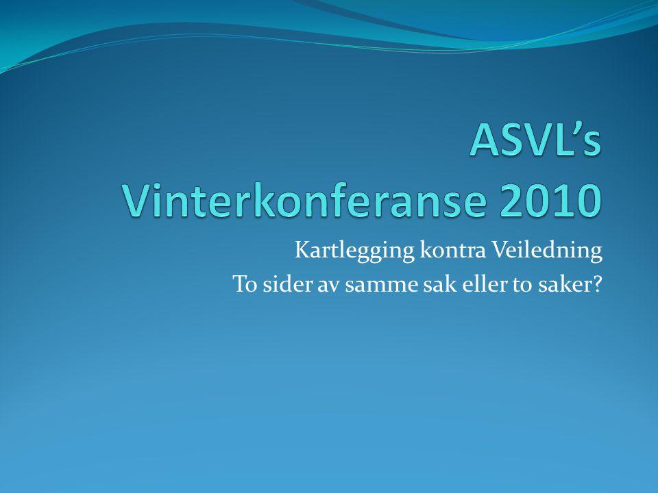 ASVL's Vinterkonferanse 2010