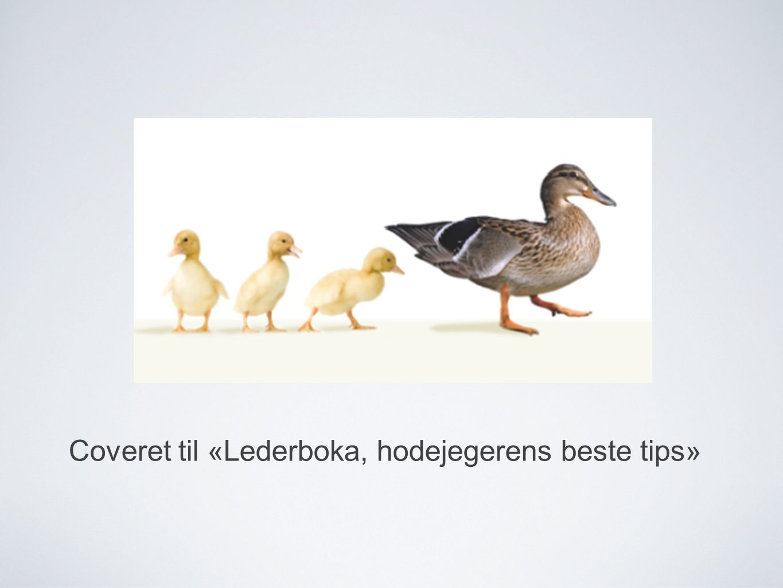 Coveret til «Lederboka, hodejegerens beste tips»