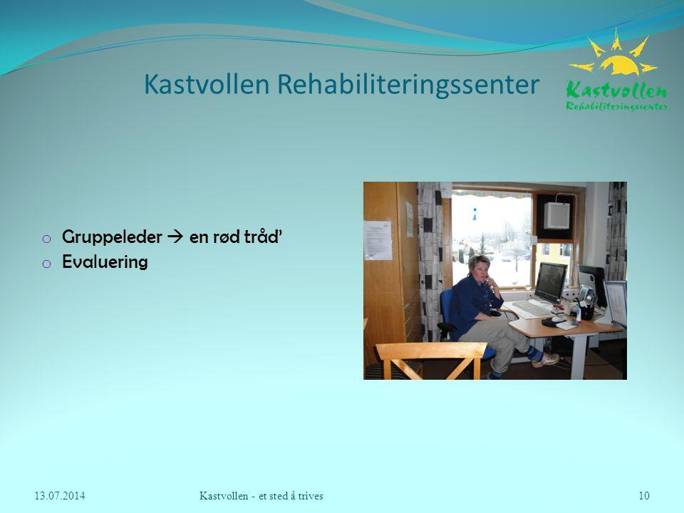 Kastvollen Rehabiliteringssenter