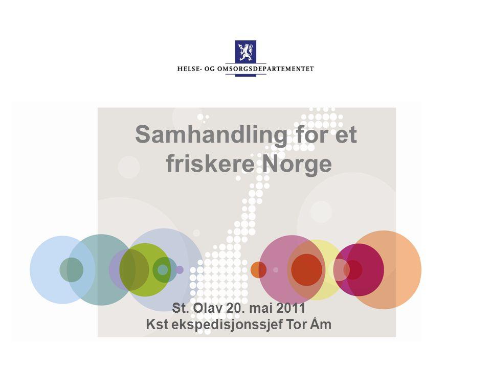 Kst ekspedisjonssjef Tor Åm